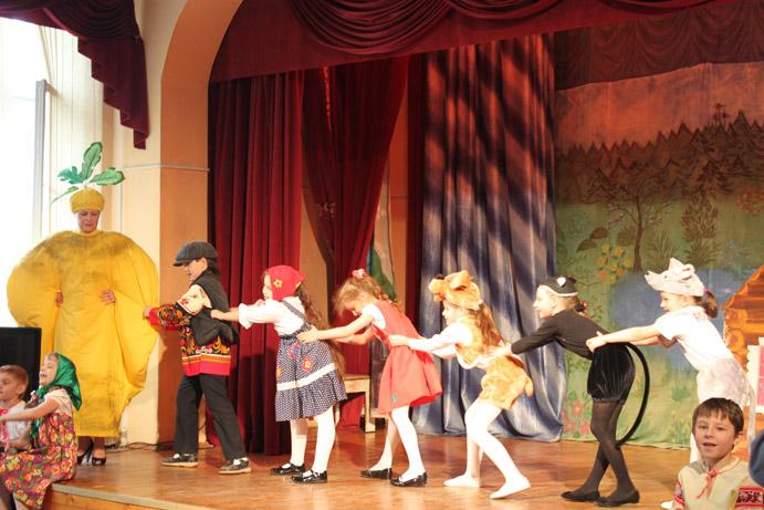Сценарий детских спектаклей для школьников